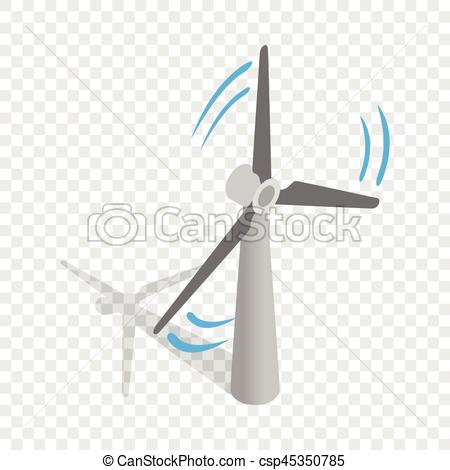 Windmill clipart electric Electric for production of 3d