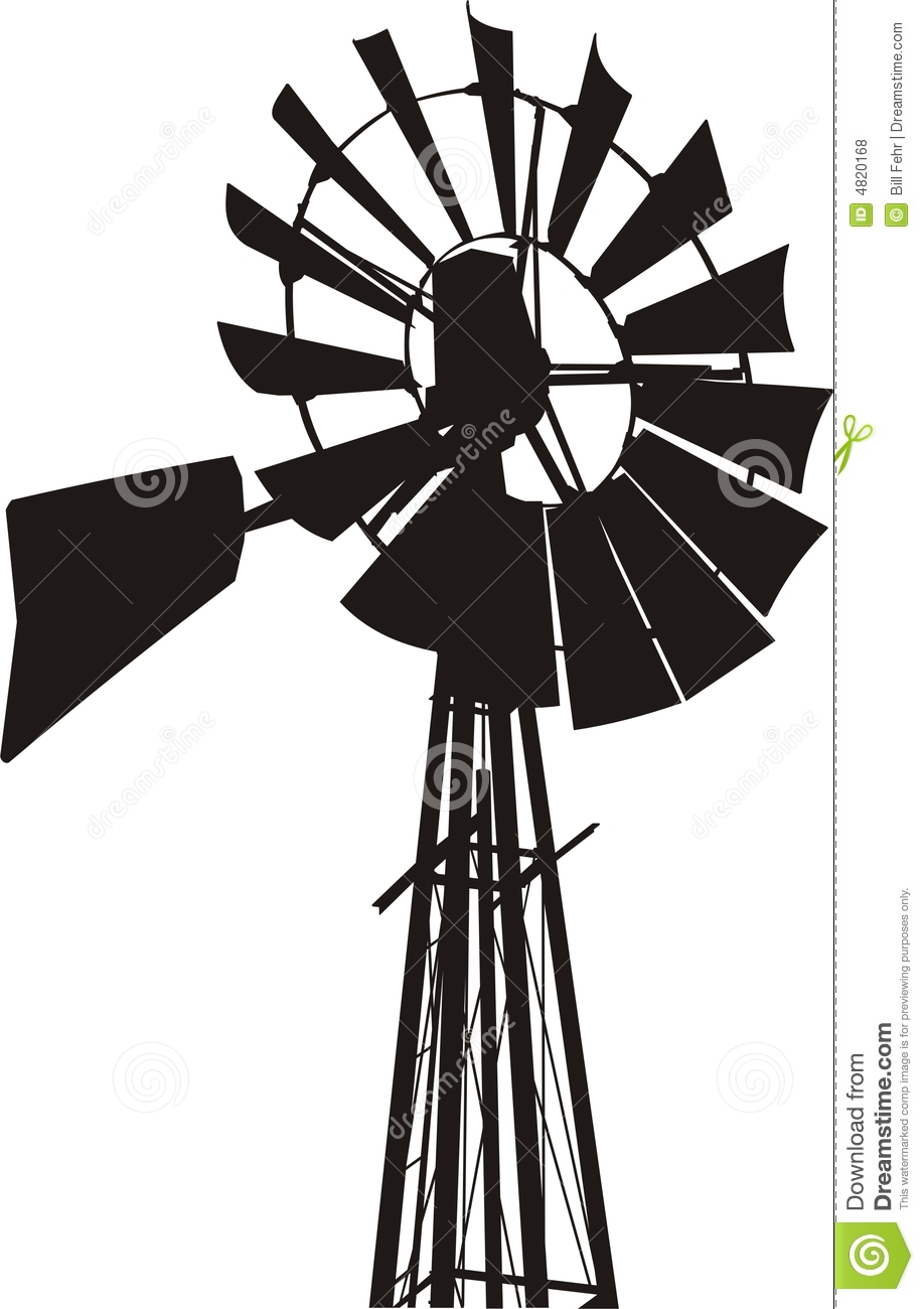 Outback clipart Download Farm – Windmill Art