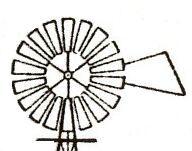 Windmill clipart head #1