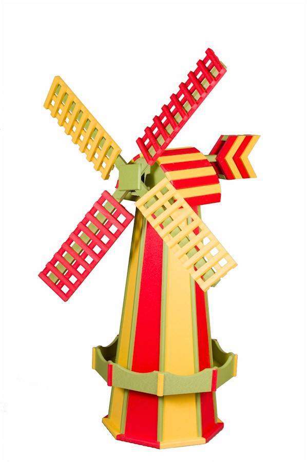Windmill clipart head #5