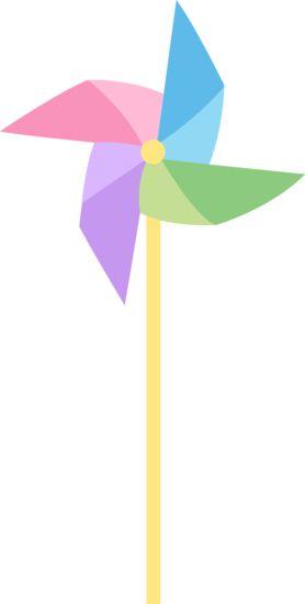 Windmill clipart paper windmill Balloons Pinterest 109 illustrations Pinwheels