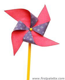 Windmill clipart paper windmill Pinwheel Pinwheel: summer The To
