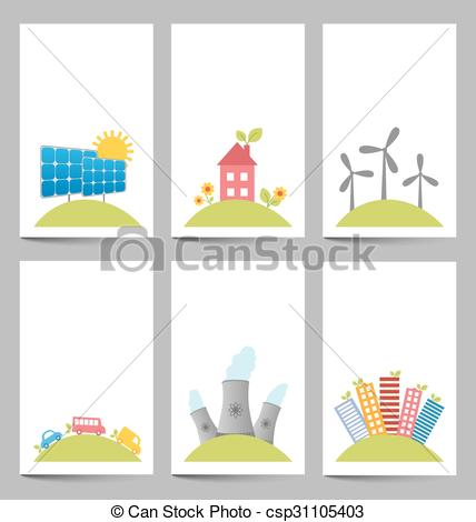 Windmill clipart power plant Power and Vector Clipart nuclear