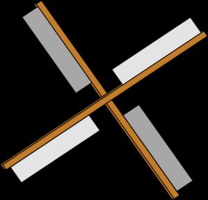 Windmill clipart vector Clip online Art com Clker