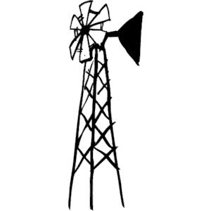 Windmill clipart vector Clipart windmill cliparts eps (wmf