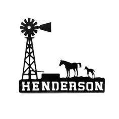 Windmill clipart western Etsy texas Custom really Hey