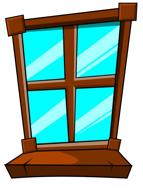 Windows clipart Free Clipart Panda clipart Window