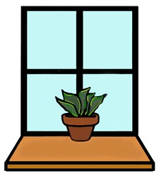 Windows clipart school window Graphics Window vector clipart Clipartix