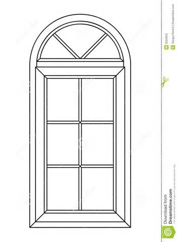 Window clipart arched window Treatments Treatments Clip Arched Arched
