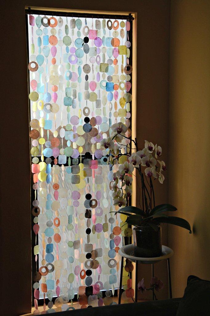 Window clipart capiz Capiz Shell Garlands Capiz Shell