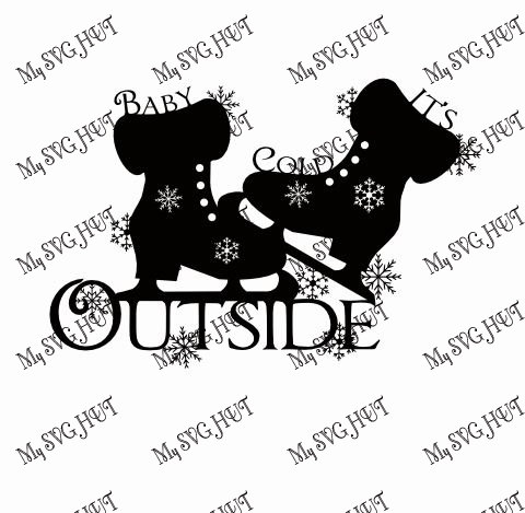 Window clipart cold outside Template from decoration or Baby