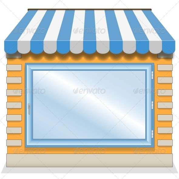 Window clipart shop window Boutique and MARCOS Storefront Shops
