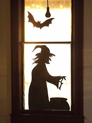 Window clipart spooky Silhouettes 20+ Pinterest Halloween &