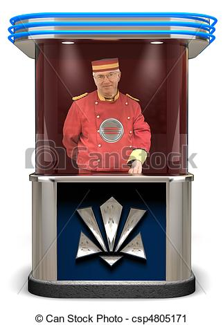 Window clipart the ticket Booth (51+) booth movie Circus