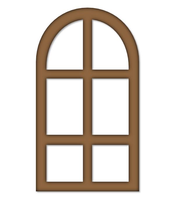 Cottage clipart windoor Clipart tumundografico Window art com