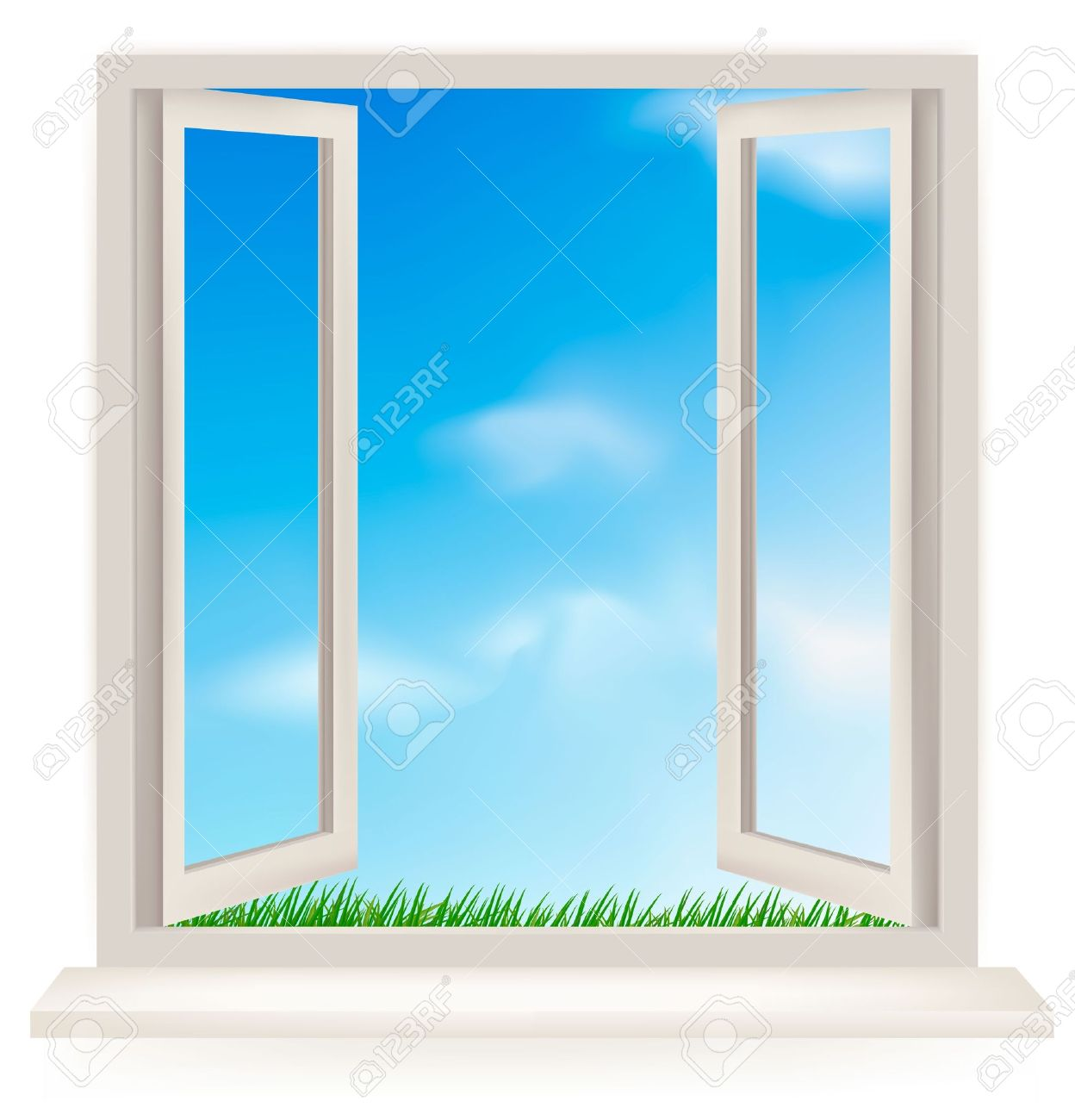 Window clipart rectangle Art clip free window Clipartix