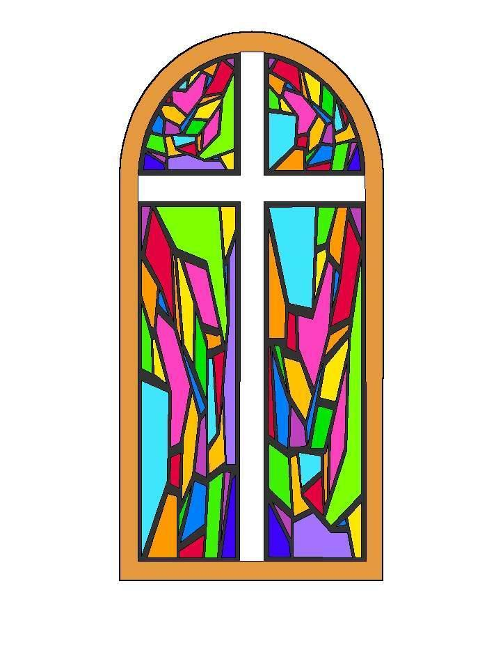 Window clipart church windows Artby  Dame Art Clipart