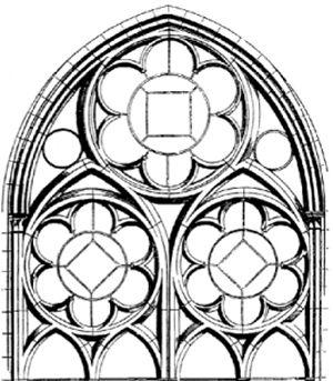 Window clipart church windows Church Church Window Clip Round