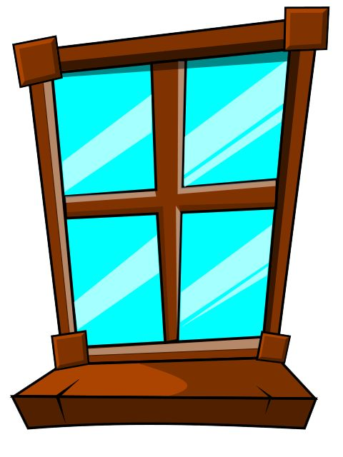 Windows clipart house furniture / 12 Glass images splash