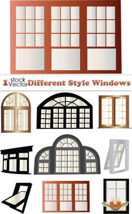 Windows clipart house furniture Pinterest house Search design house