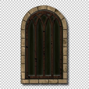Windows clipart medieval castle Spiral Windows Seamless Graphics Window