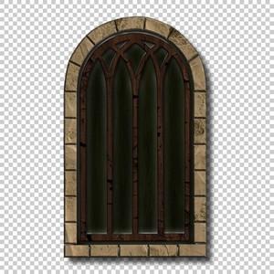 Windows clipart medieval castle Textures Graphics Window Medieval Polyvore
