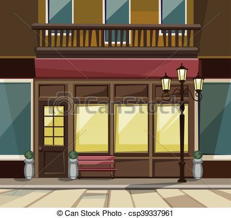 Windows clipart shop window Windows  Art Cafe Restaurant