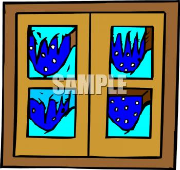 Windows clipart snowy (25+) window Snowy art Clipart
