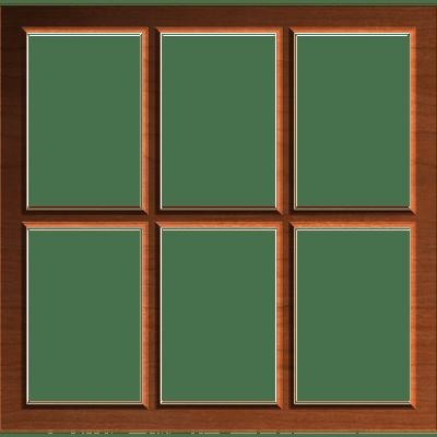 Window clipart wooden window Window White transparent StickPNG Window