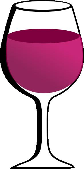 Goblet clipart wine glass #1