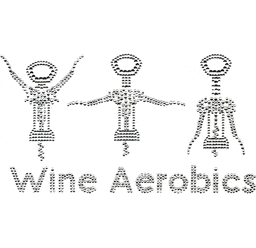 Wine clipart aerobic Aerobics (27/04) Drinks Designs Isaacs