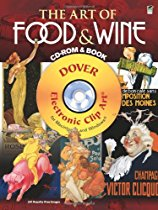 Wine clipart dover Art The & and Food