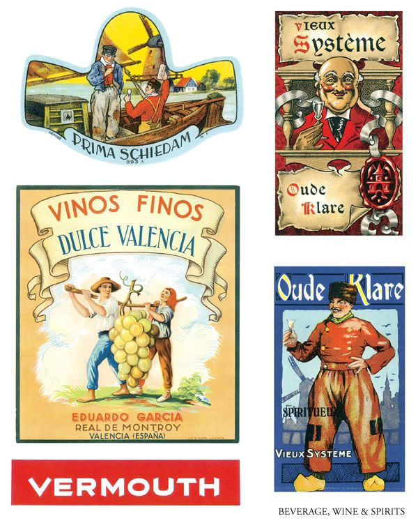 Wine clipart dover About Vintage Sampler (personal Dover
