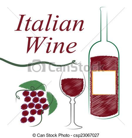 Wine clipart italian wine Wine Italian Clip And Booze