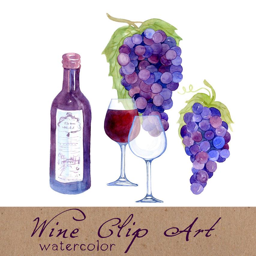 Wine clipart italy Italian wine Image  clip