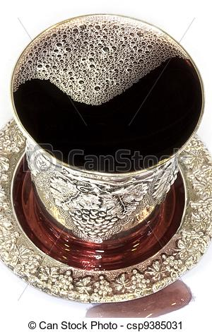 Wine clipart kiddush Photography Silver silver cup Fancy