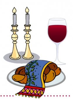 Wine clipart shabbat Shabbat JCC Merage