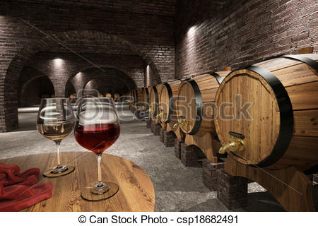 Wine clipart wine cellar Wine of Stock high Ancient