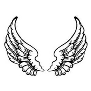Wings clipart Picture Polyvore Angel Picture Wings