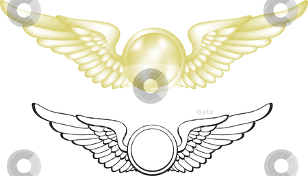 Wings clipart aviator Clipart Pilot cliparts Pilot Wings