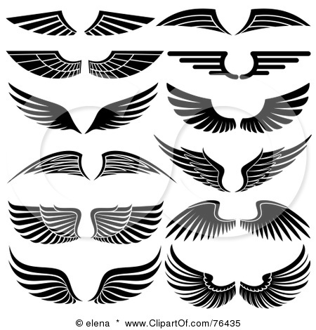 Wings clipart aviator Best of on a ideas