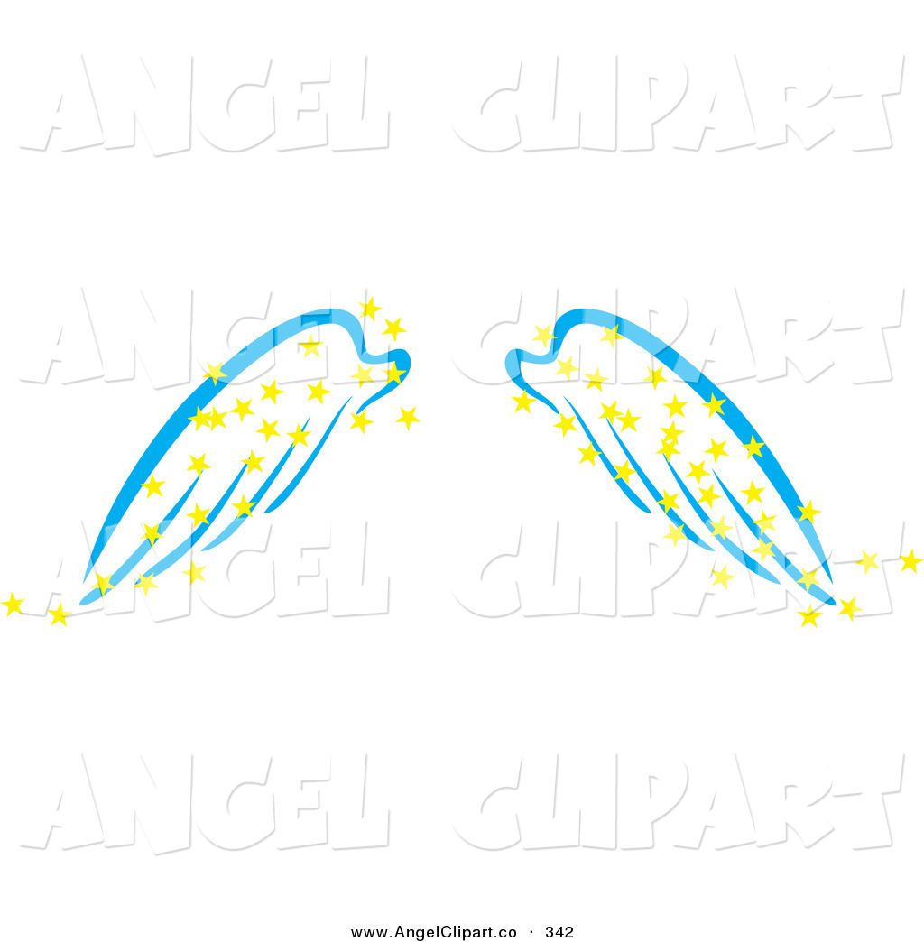 Angel clipart couple #1
