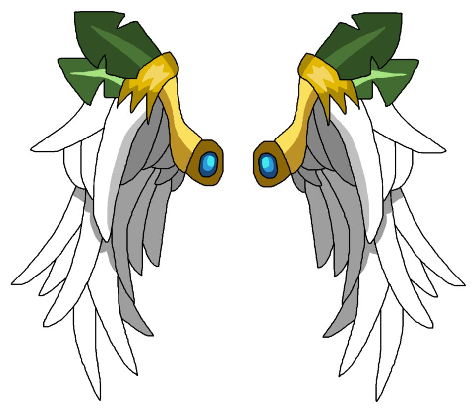 Wings clipart celestial On teamlpsandacnl Tiki Tiki by