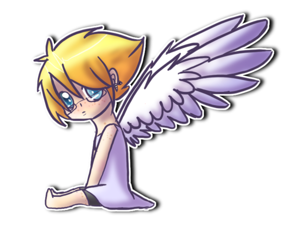 Wings clipart chibi SerenadingLove Wings by by Chibi