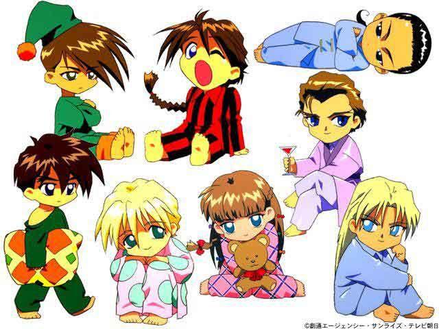 Wings clipart chibi Characters Chibi Chibi Wing best