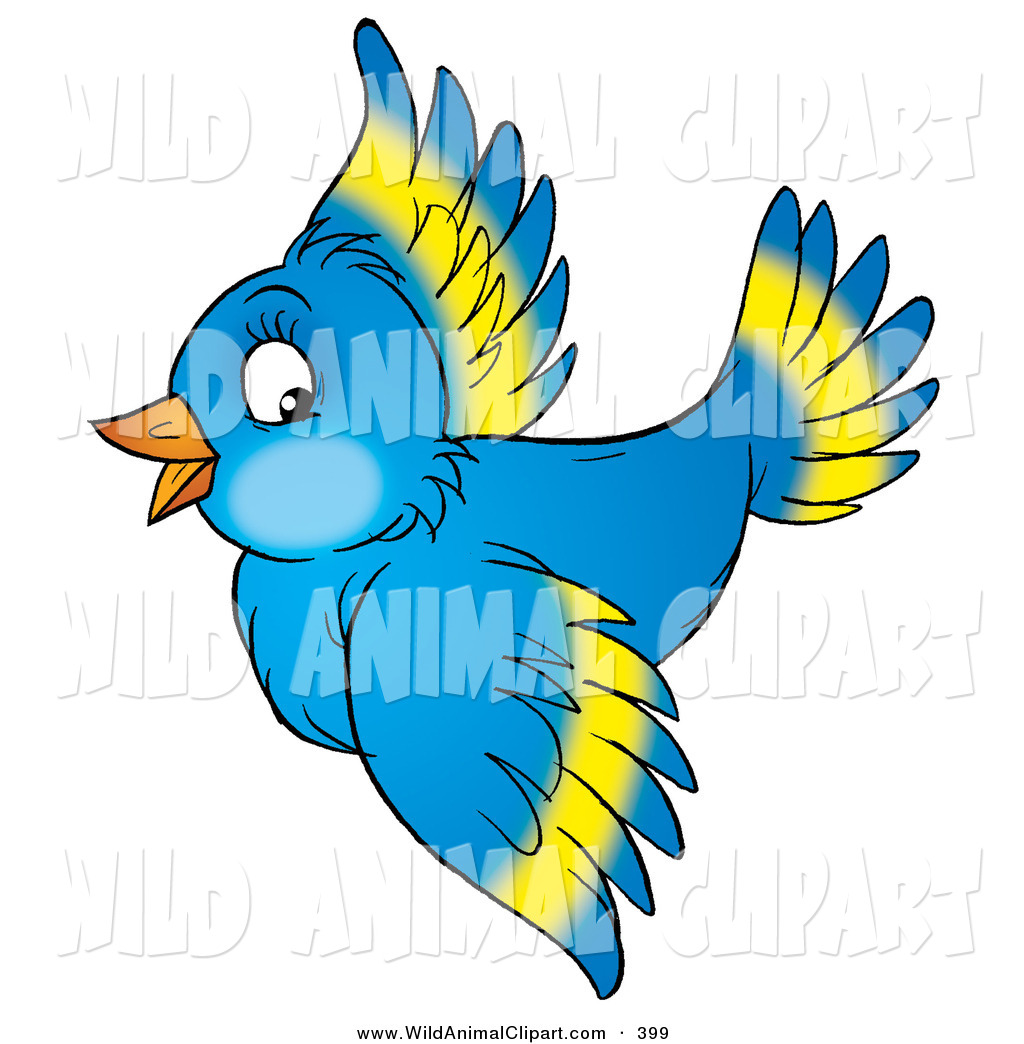 Wings clipart colorful bird Flying Free Panda Images
