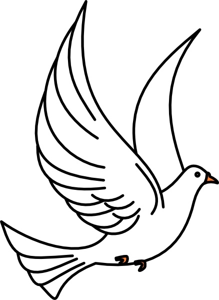 Wings clipart dove Wings (3 art for download