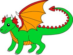 Wings clipart dragon Dragon Clipart Clipart cute%20dragon%20clipart Images