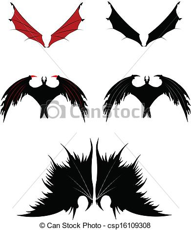 Wings clipart dragon Wings Clipart fantasy for wings