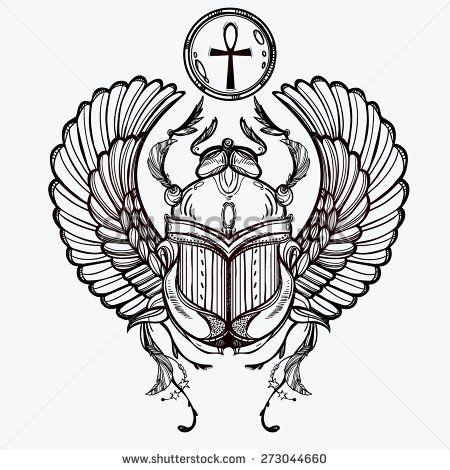 Ankh clipart ancient civilization Pharaoh 25+ symbol Resurrection illustration